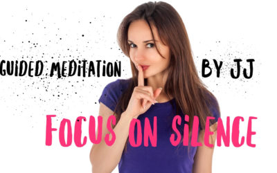Guided Meditation: Focus On Silence (Release Stress and Anxiety)