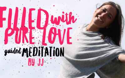 Guided Meditation: Filled With Pure Love