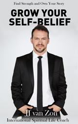 Grow your self belief ebook 2d Cover