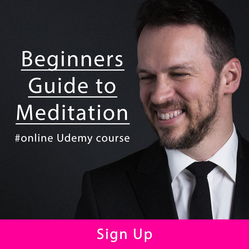 Udemy Course Beginners Guide to Meditation