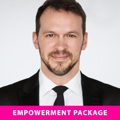 EMPOWERMENT PACKAGE coaching by JJ van Zon