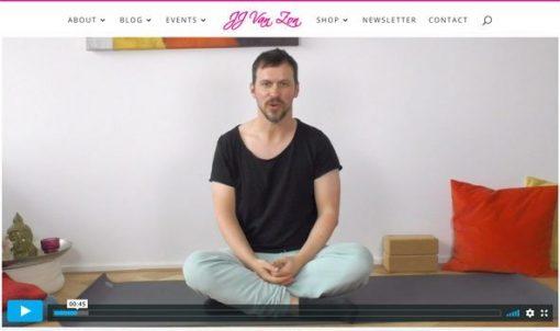 yoga class for better sleep by jj van zon for training yoga for better sleep