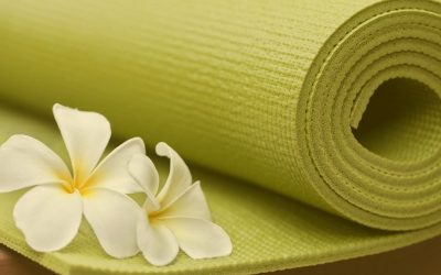 De Kracht Van De Yoga Mat