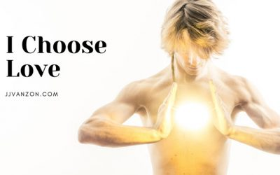 The Power To Choose Love Meditation
