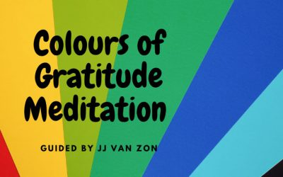 Colours of Gratitude Meditation