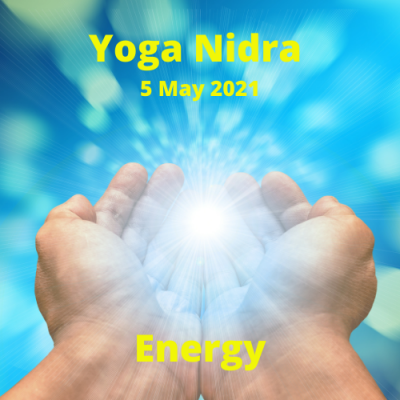 Product Image for Online Yoga Nidra Class Energy 5 May 2021